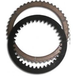 Kit de discos EVR embrague seco 48 dientes para Ducati.
