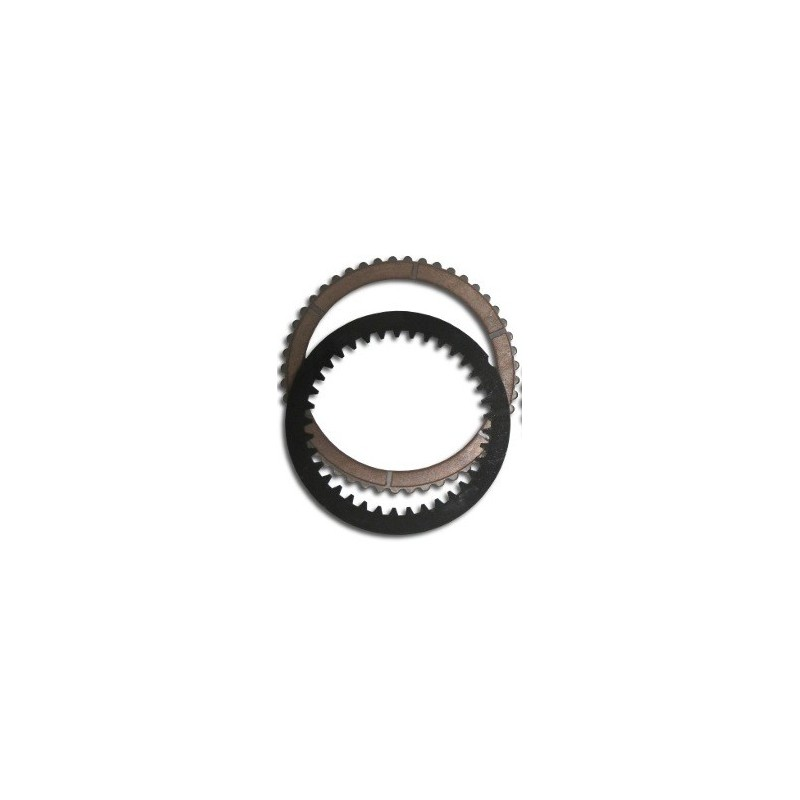 kit de disques de remplacement evr embrayage 48 dents pour ducati. Black Bedroom Furniture Sets. Home Design Ideas