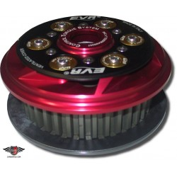 Embrague antirrebote EVR CTS para Ducati.