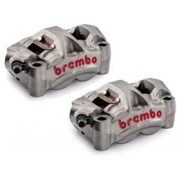 Kit de 2 pinzas radiales Brembo M50 100mm para Ducati