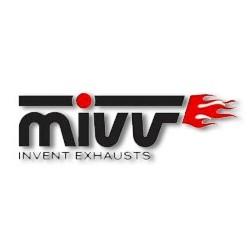 Catalizador desmontable MIVV GHIBLI