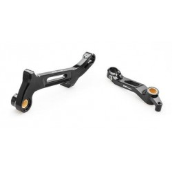 Rider gearshift and brake lever kit