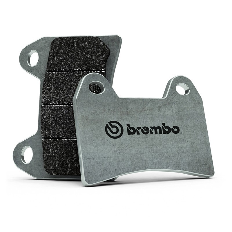 plaquette de frein carbone c ramique brembo pour ducati. Black Bedroom Furniture Sets. Home Design Ideas