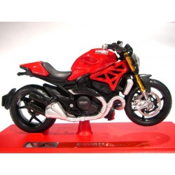 Maqueta Ducati Monster 1200 de Ducati Performance