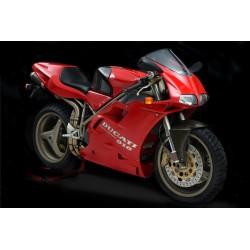 Cupula Transparente Original Ducati