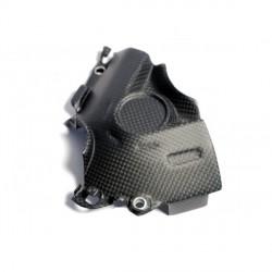 Tapa de Piñon en carbono Ducati Multistrada DvT