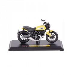 Maqueta Ducati Scrambler de Ducati Performance