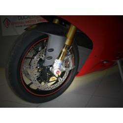 Tapon izquierdo rueda delantera monocolor