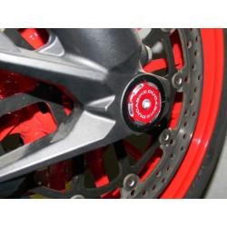 Tapon derecho rueda delantera Ducabike
