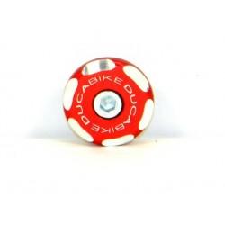 Tapón derecho rueda delantera Ducabike para Ducati