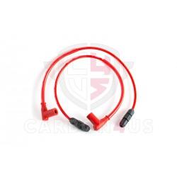 kit de cableado de Bujias NGK Rojo