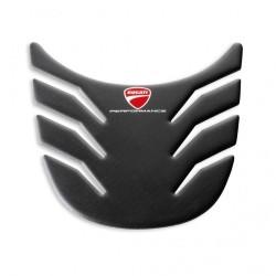 Protector depósito adhesivo carbono Ducati Multistrada.