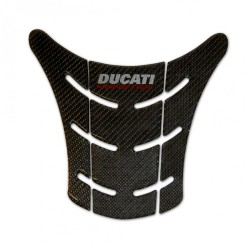 Protector de depósito carbono Ducati Performance para Monster