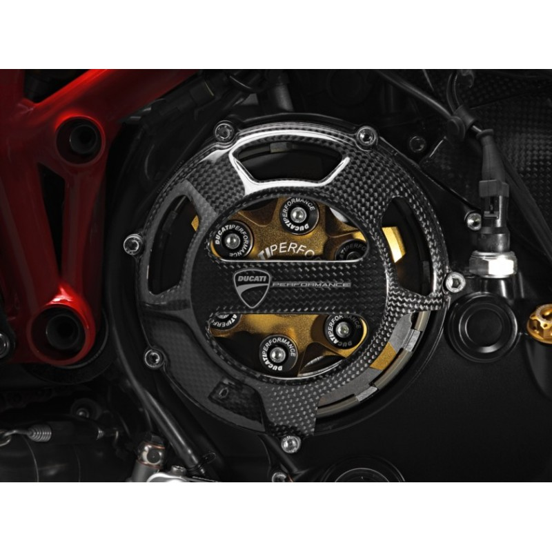 Ducati Performance Open Clutch Cover