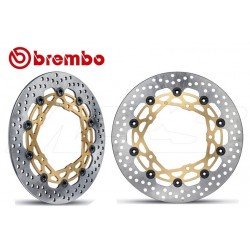 Kit de discos Brembo Supersport 320 mm para Ducati