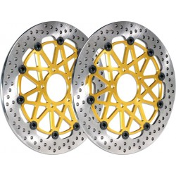 Kit de discos de freno Brembo Supersport para Ducati