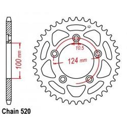 Corona ESJOT 520 para Ducati