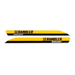 Kit de logotipos Scrambler FULL THROTTLE
