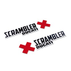 Kit de logotipos Scrambler URBAN ENDURO