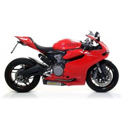 ESCAPE ARROW DUCATI 899/1199 TITANIO WORKS CARBY