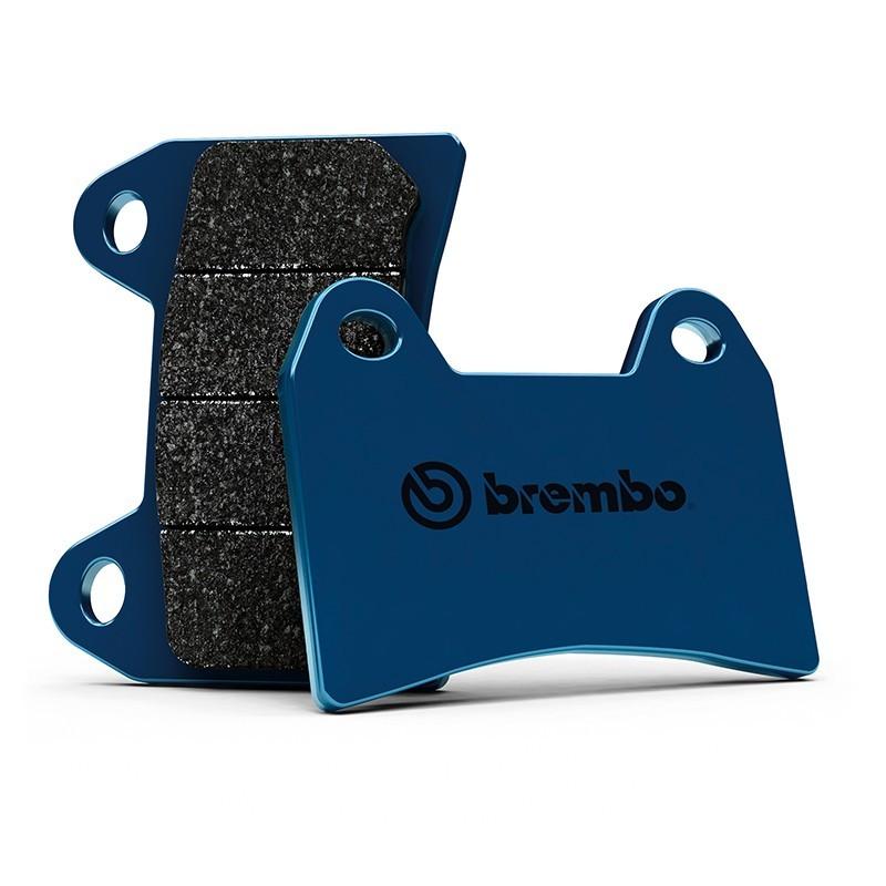 plaquettes de frein carbon c ramic brembo pour ducati. Black Bedroom Furniture Sets. Home Design Ideas
