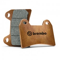 Cerâmica de carbono pastilhas Brembo