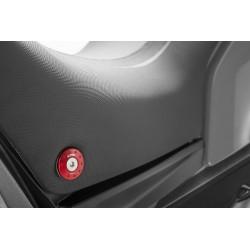 Seat screw kit CNC Racing for Ducati Multistrada
