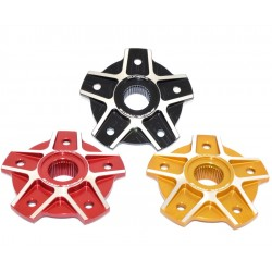 Porta corona bicolor Ducabike PC5F05