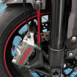 Soporte guardabarros KBIKE Ducati Hypermotard 796/1100