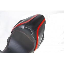 Colín Monoposto RACE en carbono - Ducati Monster 821/1200