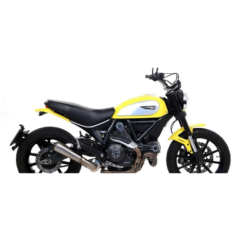 Ducati Scrambler Exhaust Systems