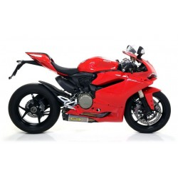 ESCAPE ARROW DUCATI 1299 TITANIO WORKS CARBY
