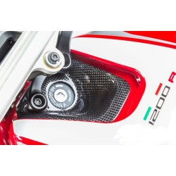 Protector de llave carbono Monster 1200R