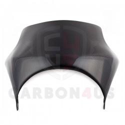 Frontal en carbono NS para Ducati Monster