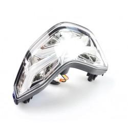 Piloto Trasero LED Blanco Homologado para Ducati
