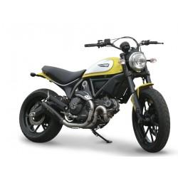 Escape HP Corse EVOXTREME para Ducati Scrambler Negro