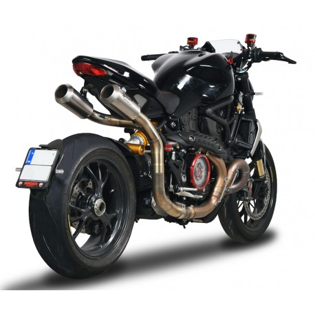 Gp Limited Spark Exhaust For Ducati Monster 1200r