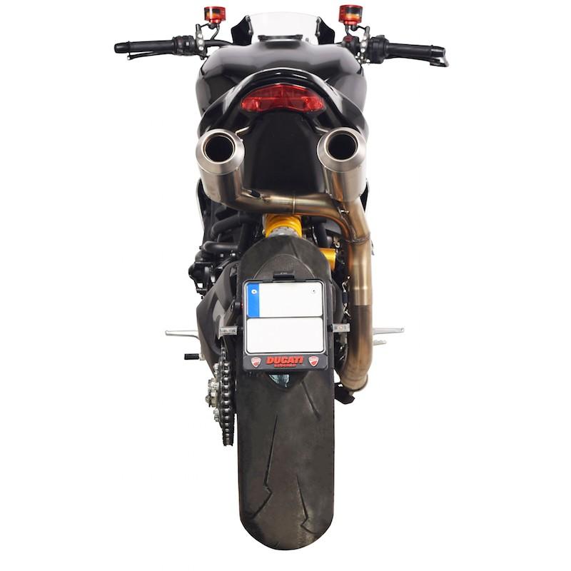 Ligne D Echappement Gp Limited Titane Spark Ducati