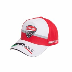 "Gorra Ducati Corse ""Logo"""
