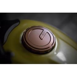 Tapón depósito de combustible AEM Factory para Ducati