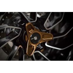 "Protector eje rueda trasera AEM ""Gallettone"" para Ducati"
