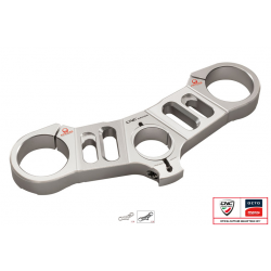 Tija superior CNC Racing Limited Edition Aluminio para Panigale