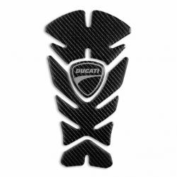 Protector de tanque carbono Ducati Performance