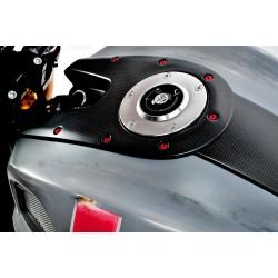 Kit tornillería tapa superior del tanque para Ducati Monster