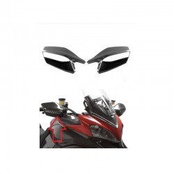Guarda Manos en Carbono Ducati Multistrada