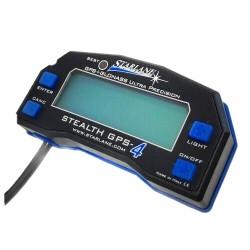 Cronómetro Lap timer Stealth GPS4 de Starlane para Ducati