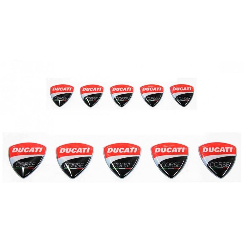 Ducati Corse Sticker Set