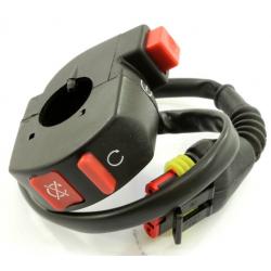 Piña eléctrica derecha OEM - Ducati Superbike y Monster.
