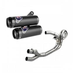 Escape completo Termignoni para Ducati Monster 1200