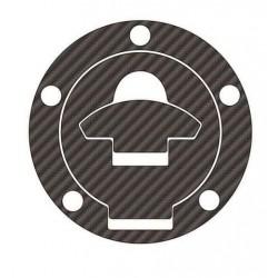 Protector adhesivo de tapón de despósito de combustible para Ducati